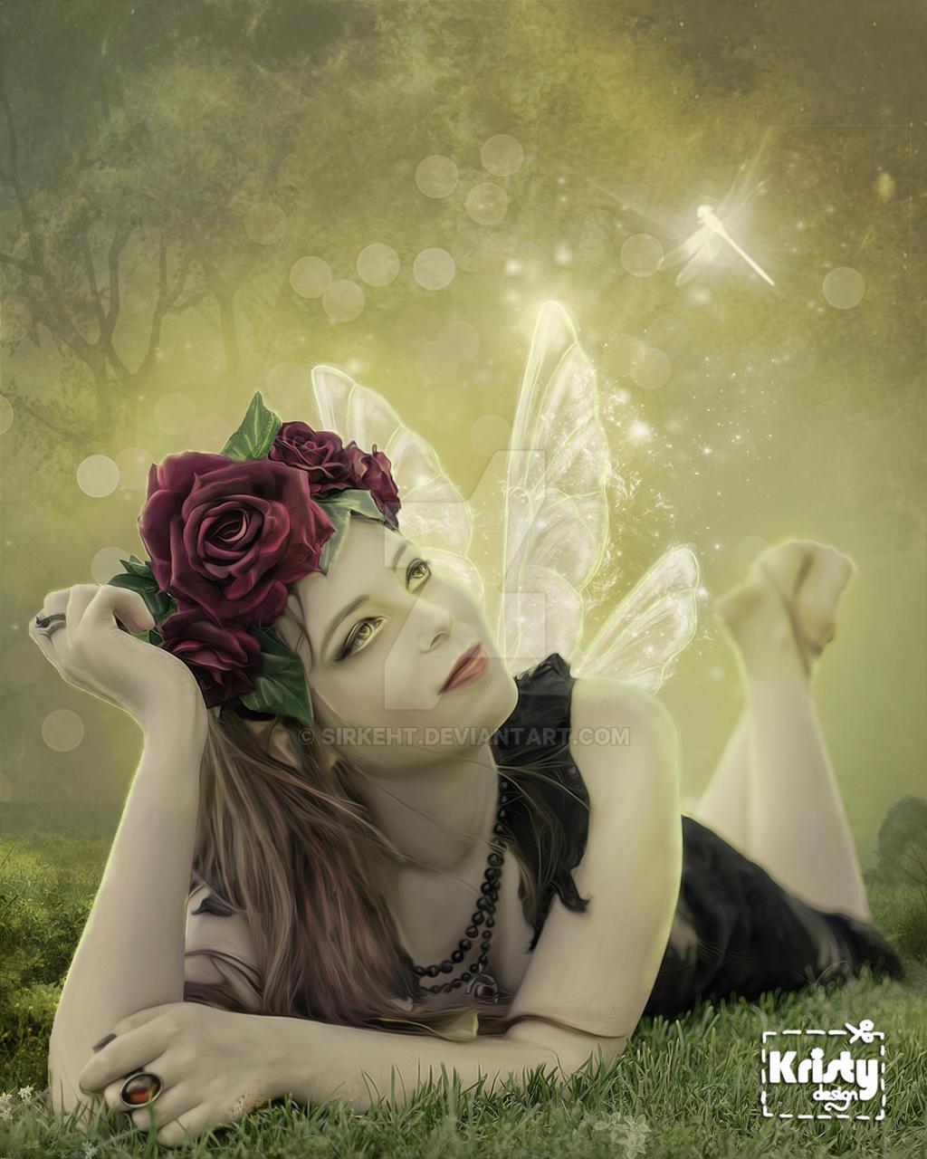 Pensamientos magicos by sirkeht