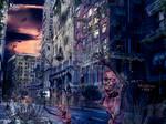 Zombie apocalypse