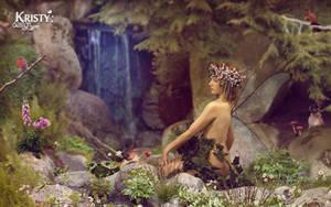 Ninfa de los bosques by sirkeht