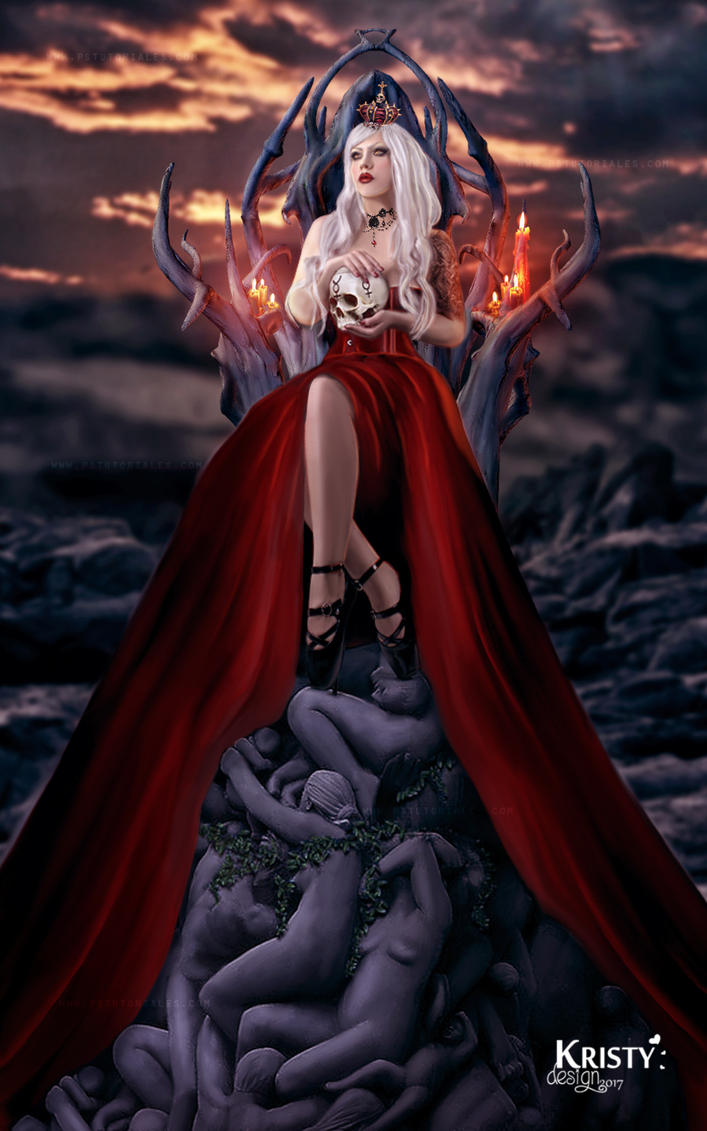 Queen of the damned by sirkeht