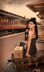 In the train station by sirkeht