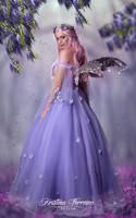 Purple Fairy by sirkeht