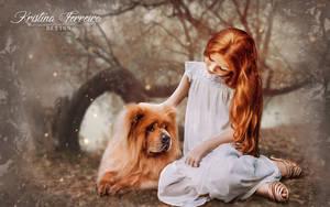Amigos en el bosque by sirkeht
