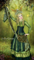 Green Empress by sirkeht