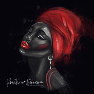 Afro Portrait 1
