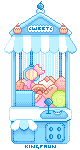 Sweets Crane Machine by faundly