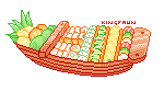 Sushi Boat by faundly
