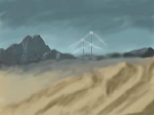 The Ash Desert