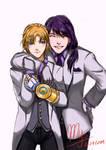 LOL Debonair Ezreal and Taric