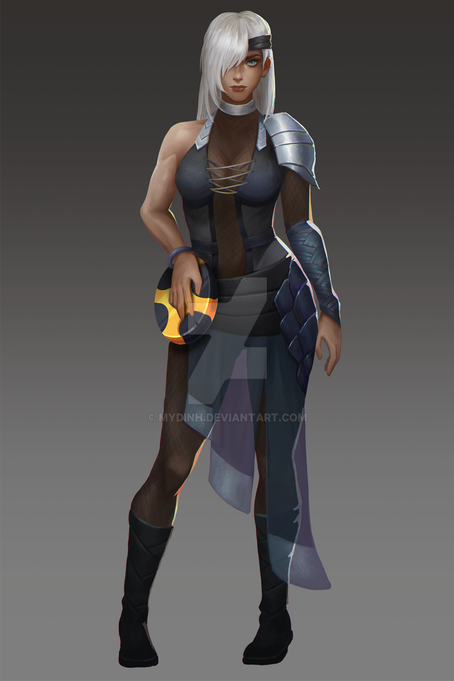 Commission full body character