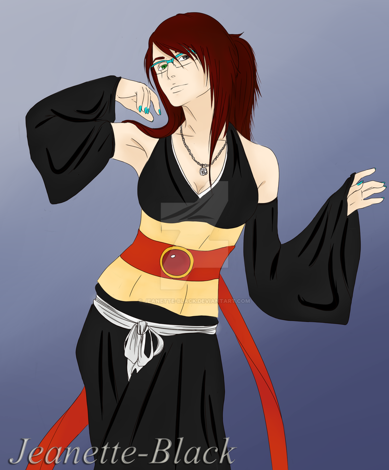 Bleach Oc Arashi By Sickeld160 On Deviantart: .:Bleach OC:. Asuka By Jeanette-Black On DeviantArt
