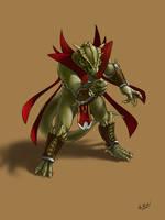 Turok Evolution [2002] Sleg Troops : Lord Tyrannus by KeIIion