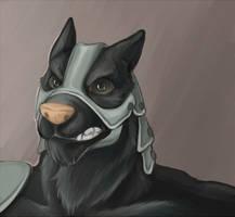 Werewolf Vandal by KeIIion