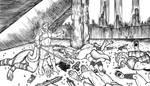 Akira  Kickass Cyborg Singarti by KeIIion