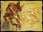 Titan Quest - Jackalman
