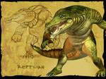 Titan Quest - Reptilian