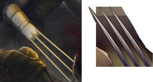 Singarti Melee Weapon