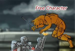 Free Character Raffle on Furaffinity