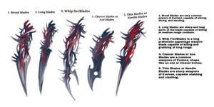 [PROTOTYPE 2 ] Evolved Blade styles