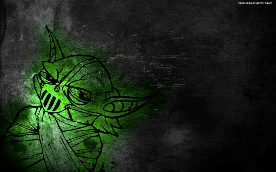 yoda grunge wallpaper by noodle98 on deviantart