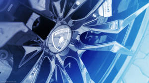 Lamborghini Aventador Wheel Quick Edit - 1080p by noodle98