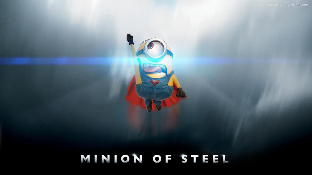 Minion Of Steel By Noodle98 ...