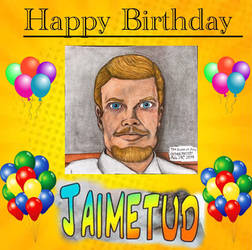 Happy Birthday Jaimetud