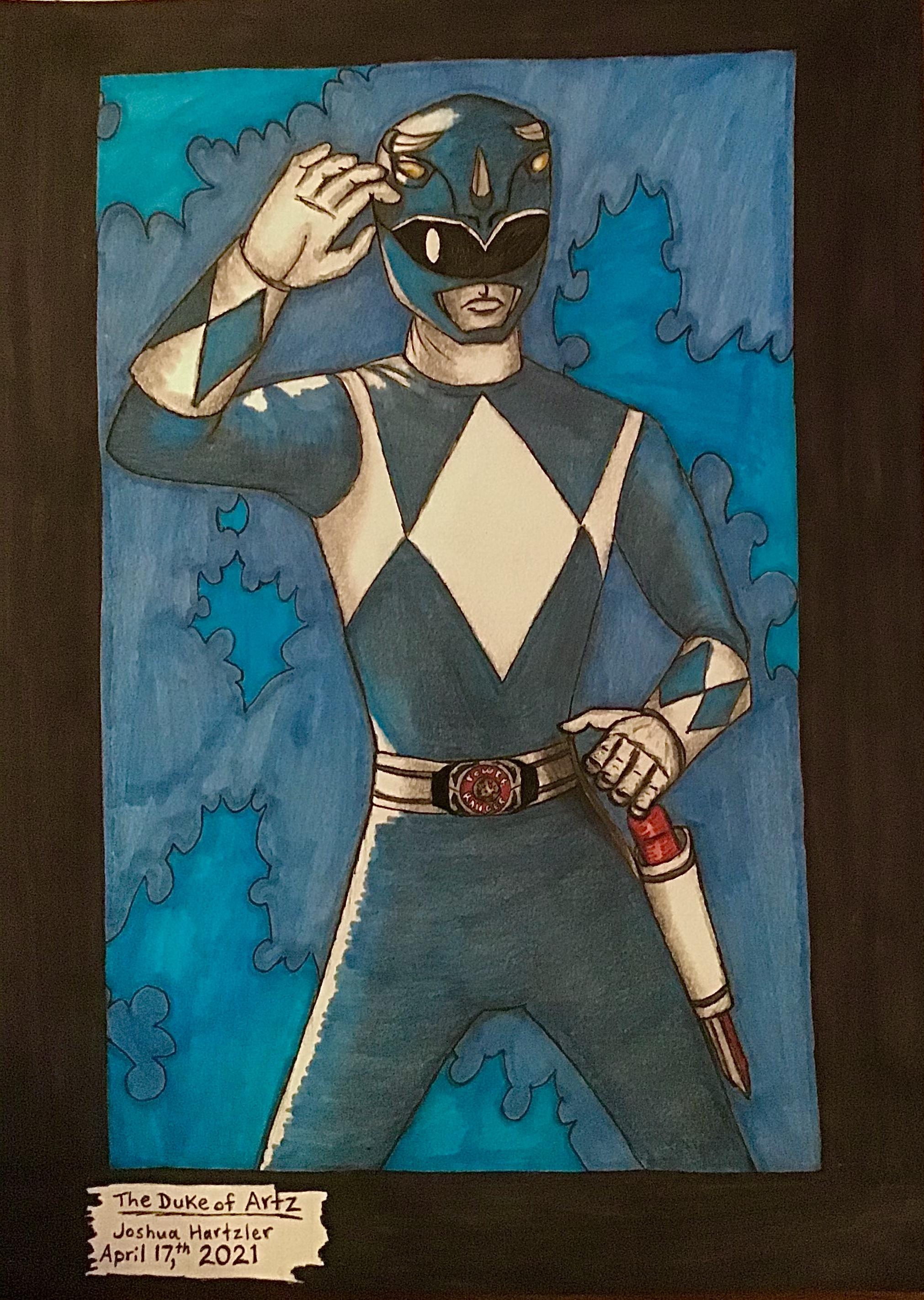 The Blue Ranger