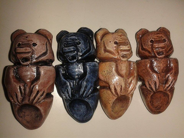 painted brother bear love totems by demite on deviantart