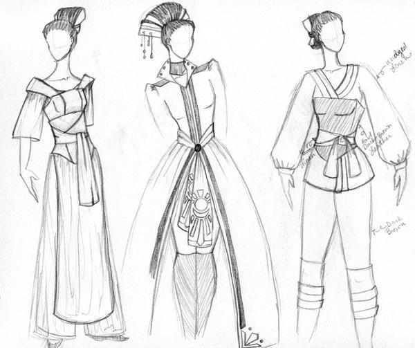Jedi Costumes by dancerljc