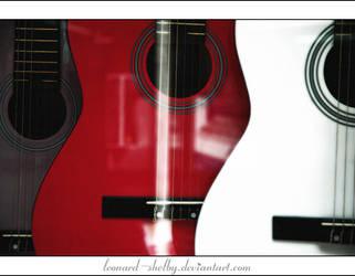 guitars by leonard-shelby
