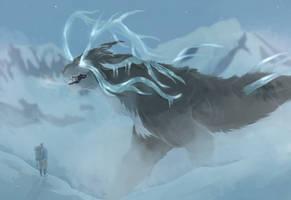 winter fog by SimplyMisty