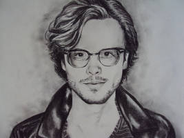 Spencer Reid by frankiem05