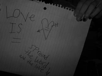 Love is Equal by CrimsonRedStarz