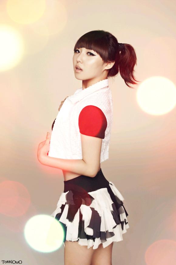 Min Miss A by TokkiOwO