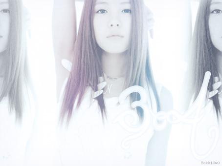 BoA White by TokkiOwO