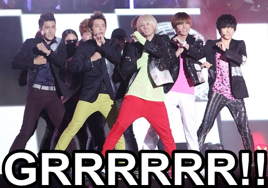 Grrr Super Junior by TokkiOwO