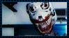 skinned animatronic stamp