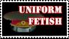 Uniform Fetish by coffinberry