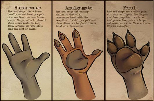 Anthro Hands