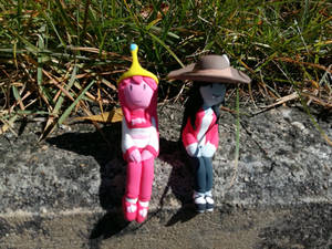 Bonnie and Marceline Part 1