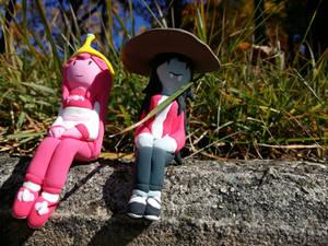 Bonnie and Marceline Part 2
