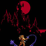 Demon's Castle Dracula: Castlevania(Halloween day) by hansungkee