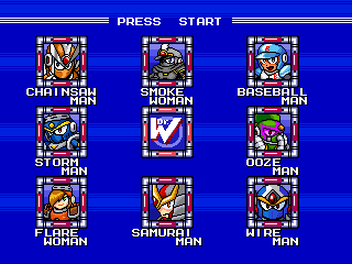 Hard Hat Saga Collection - Stage Select 1(Mockup) by hansungkee