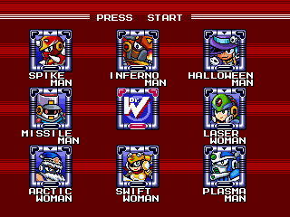 Hard Hat Saga Collection - Stage Select 2(Mockup) by hansungkee