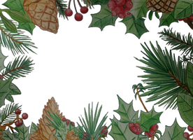 The Merry X'mas background (2018)