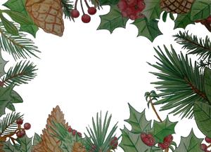 The Merry X'mas background