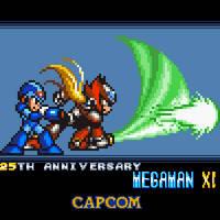 Happy 25th Anniversary Megaman X!