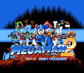 Happy 30th Anniversary Megaman 2!
