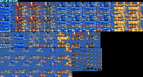 Sprite on Megaman-United - DeviantArt